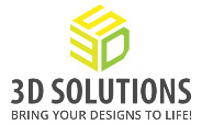 3D Solutions logo
